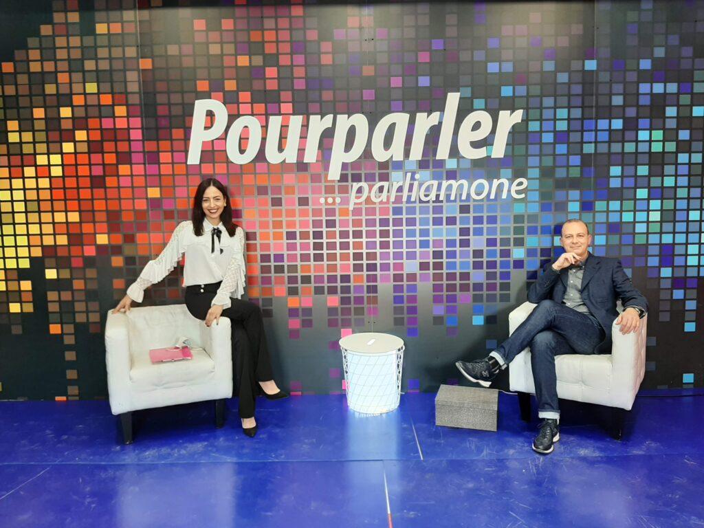 Franco Iacovelli ospite da Manuela Cermignani